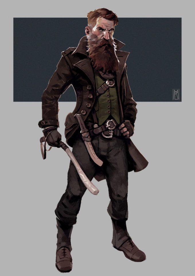 Borislav Mitkov Concept Art trapper final2