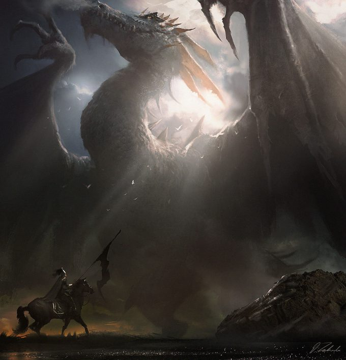 Darek Zabrocki Concept Art dragon3 final jpg2