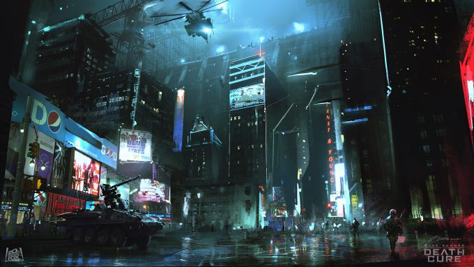 Darek Zabrocki Concept Art mr3 downtown final