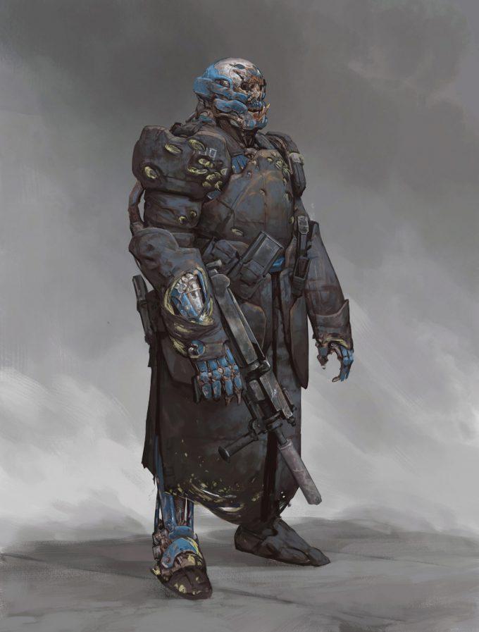 Stepan Alekseev Concept Art 10lj