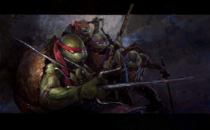 john wallin liberto turtles doneish