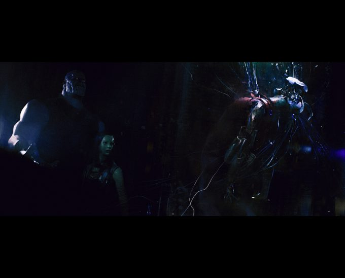 Avengers Infinity War Concept Art Alexander Mandradjiev torture v6