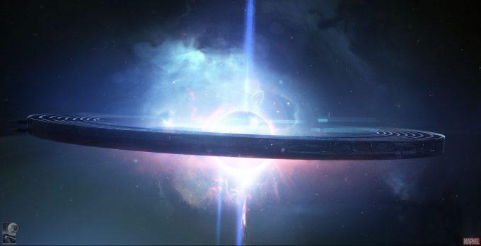 Avengers Infinity War Concept Art Chris Kesler 2