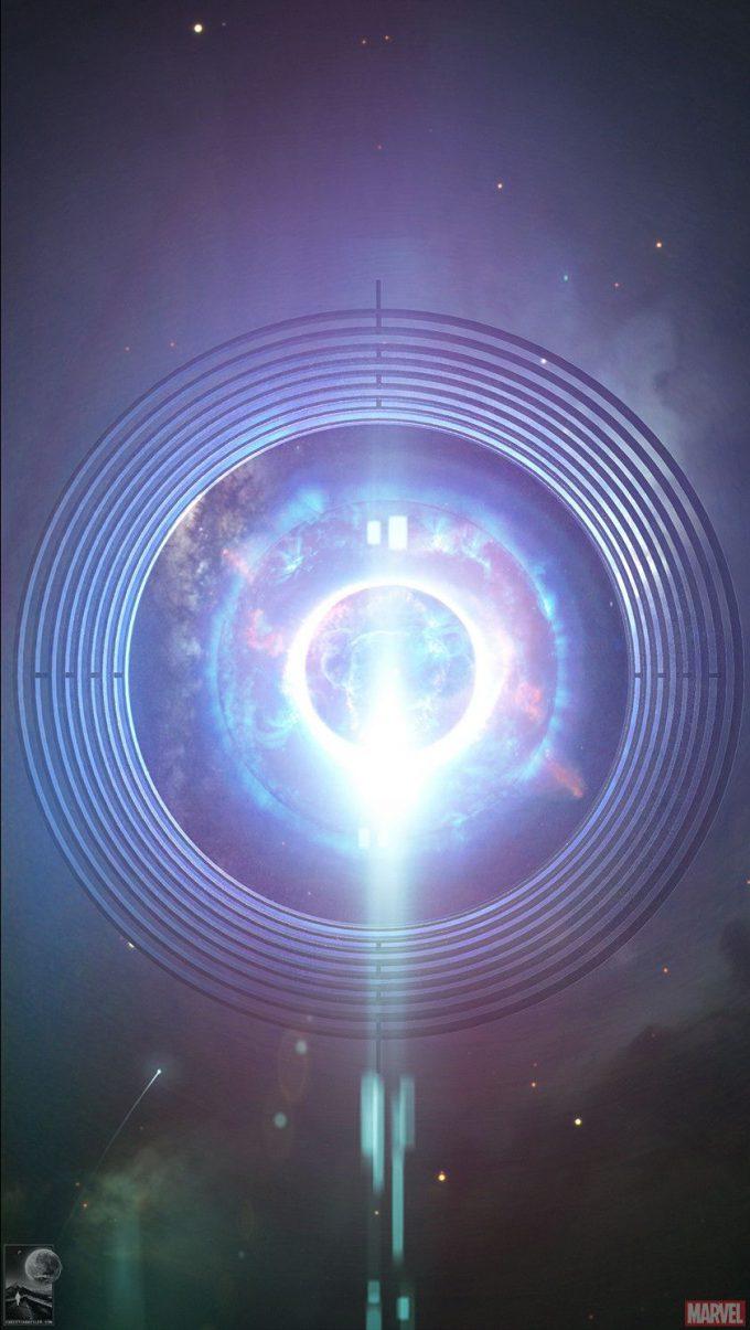 Avengers Infinity War Concept Art Chris Kesler 3
