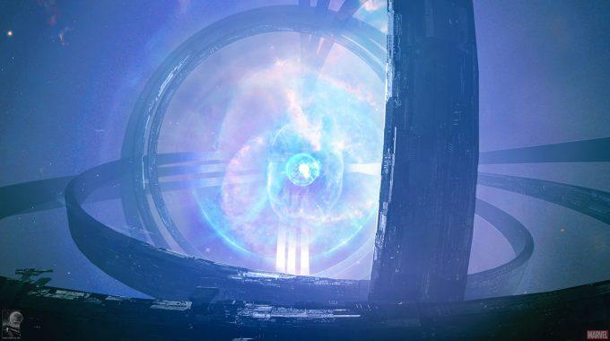 Avengers Infinity War Concept Art Chris Kesler 31