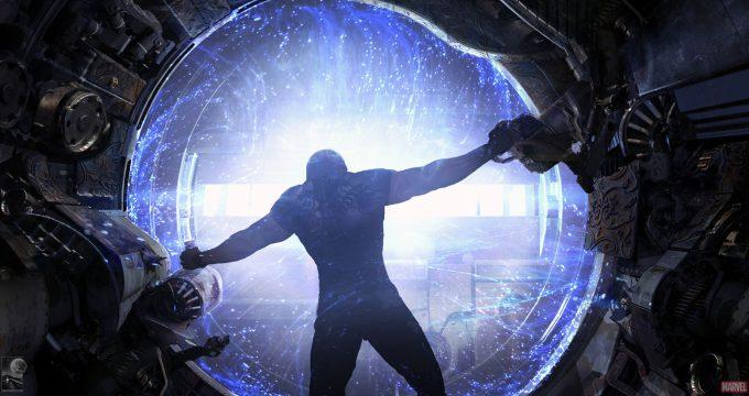 Avengers Infinity War Concept Art Chris Kesler 34