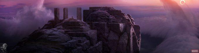 Avengers Infinity War Concept Art Chris Kesler 37