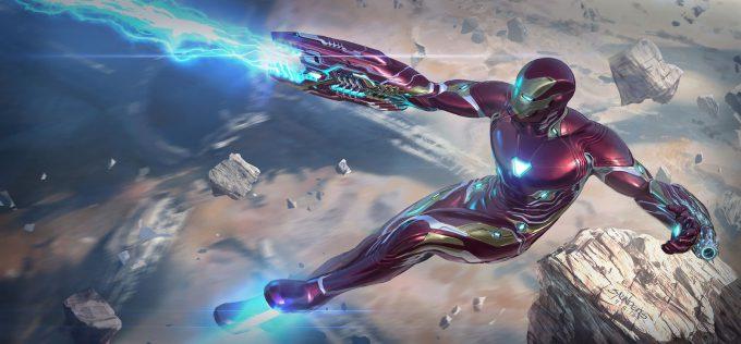 Avengers Infinity War Concept Art Phil Saunders im mk50flyingweb