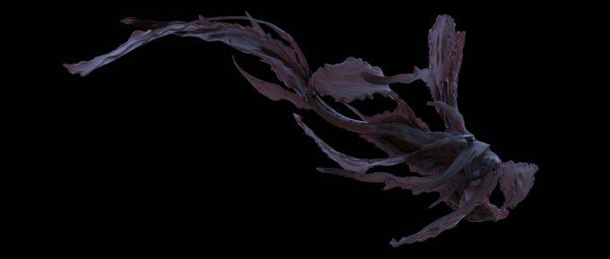 Fantastic Beasts The Crimes of Grindelwald Concept Art Dan Baker kelpie 4