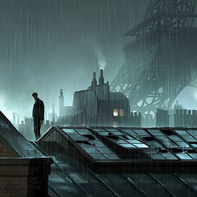 Fantastic Beasts The Crimes of Grindelwald Concept Art Peter Popken 12