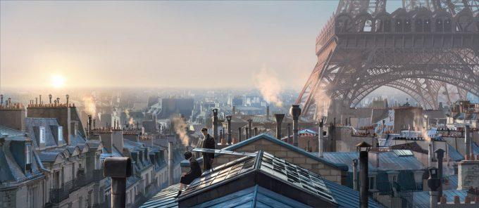 Fantastic Beasts The Crimes of Grindelwald Concept Art Peter Popken 16