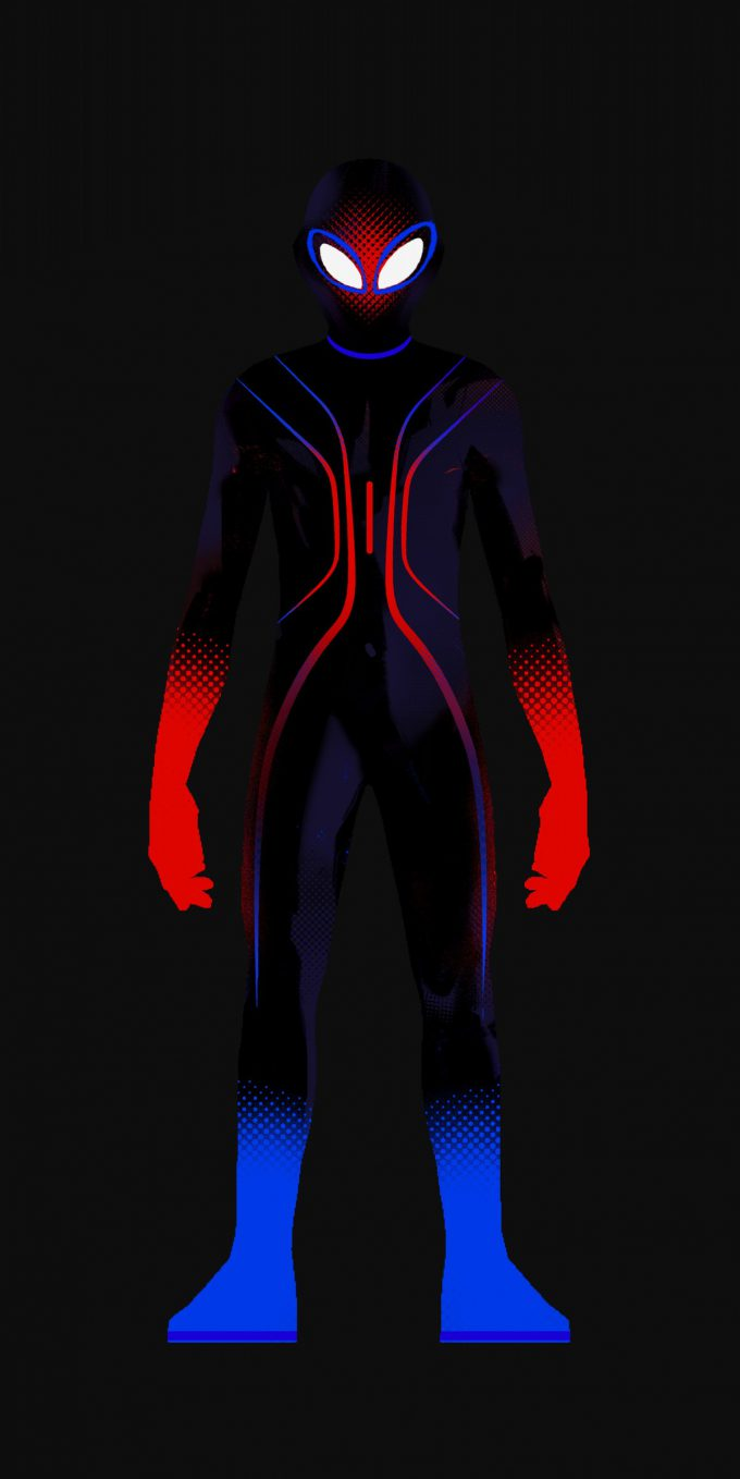 Spider Man Into the Spider Verse Concept Art Vaughan Ling d