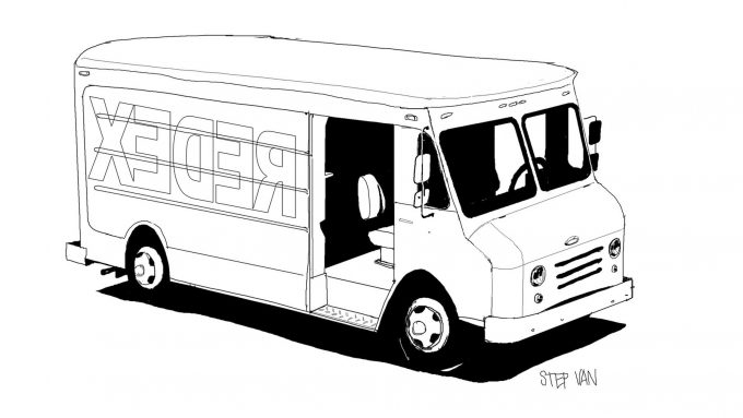 Spider Man Into the Spider Verse Concept Art Vaughan Ling stepvan