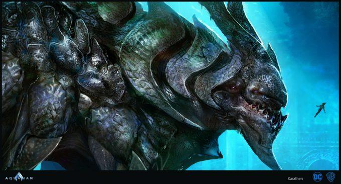 Aquaman Movie Concept Art 02 Karathen 02