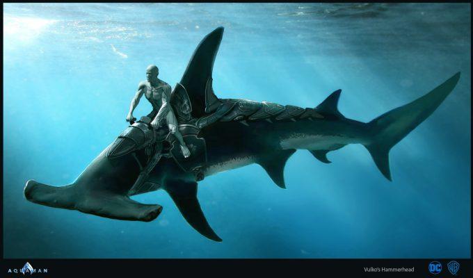 Aquaman Movie Concept Art 07 Hammerhead