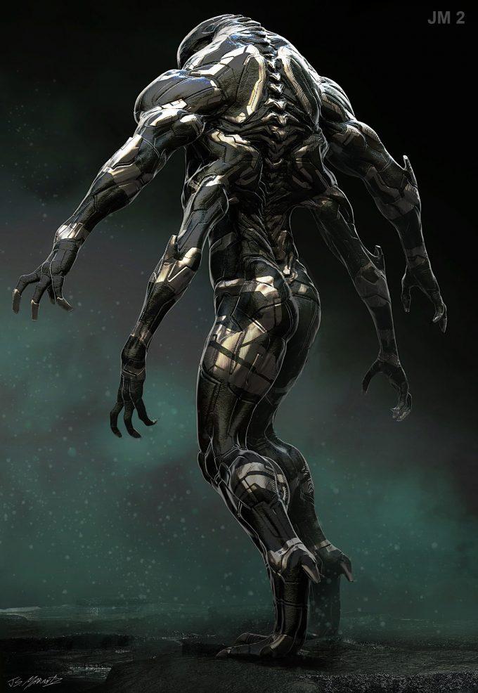 Avengers Infinity War Concept Art Jerad Marantz 01 0utrider 6