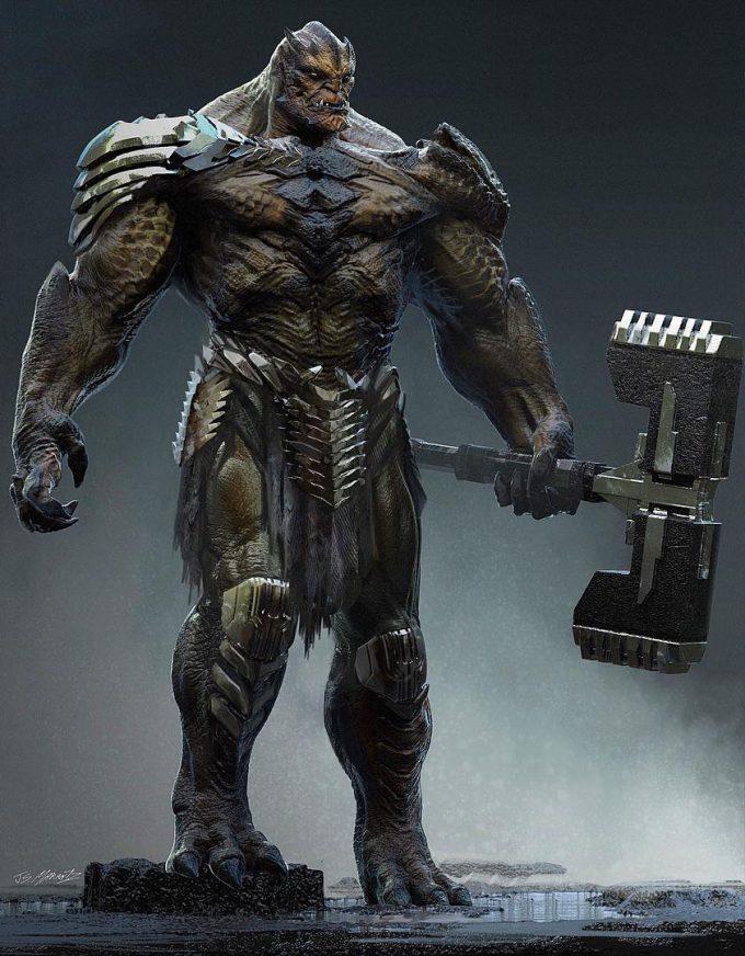 Avengers Infinity War Concept Art Jerad Marantz 04 Cull Obsidian