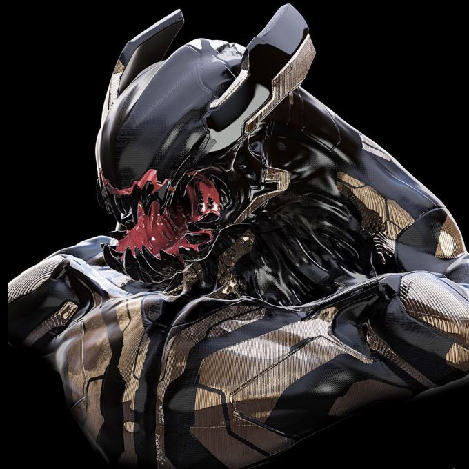 Avengers Infinity War Concept Art Jerad Marantz 06 01