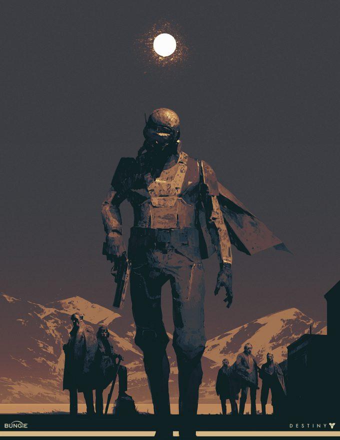 Destiny 2 Artwork Grimoire Anthology Piotr Jablonski Jaren Ward