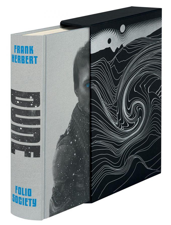 Dune Frank Herbert Novel Art The Folio Society Illustrated Sam Weber Book 01