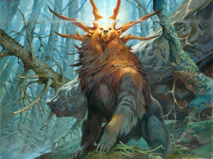 Jesper Ajsing Art Illustration id 407278 ayula the great bear