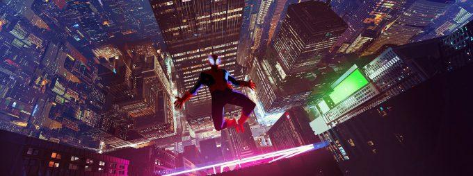 Spider Man Into the Spider Verse Concept Art Alberto Mieglo Keyframe 01