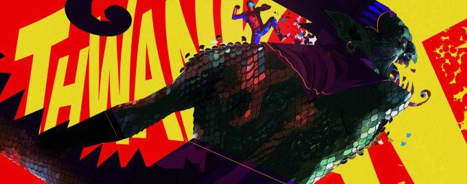 Spider Man Into the Spider Verse Concept Art Alberto Mieglo Keyframe 02