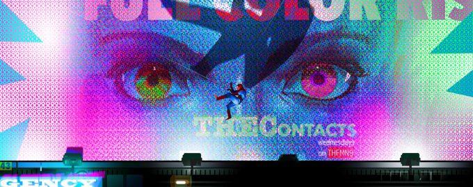 Spider Man Into the Spider Verse Concept Art Alberto Mieglo Keyframe 03