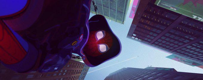 Spider Man Into the Spider Verse Concept Art Alberto Mieglo Keyframe 05