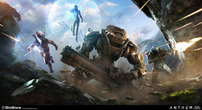 Anthem BioWare Game Concept Art Design Alex Figini keyframe 4 exos
