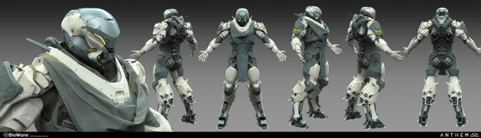 Anthem BioWare Game Concept Art Design Alex Figini praetorian 03