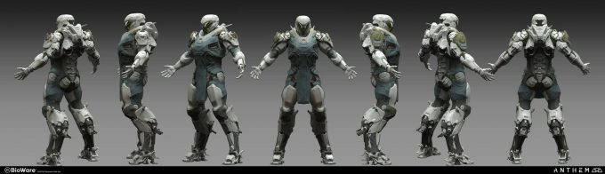Anthem BioWare Game Concept Art Design Alex Figini praetorian 06