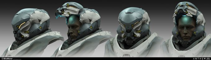 Anthem BioWare Game Concept Art Design Alex Figini praetorian 07
