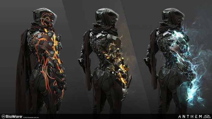 Anthem BioWare Game Concept Art Design Alex Figini storm 02