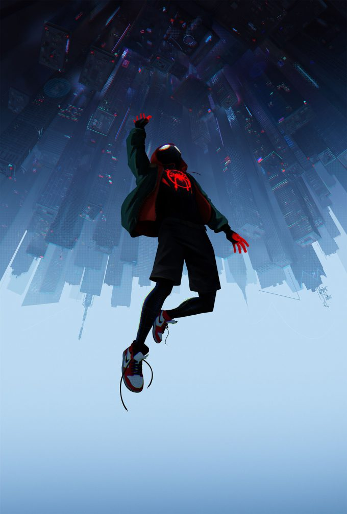 Spider Man Into The Spider Verse Concept Art patrick o keefe cbf mkt posters teaser01 ok final small
