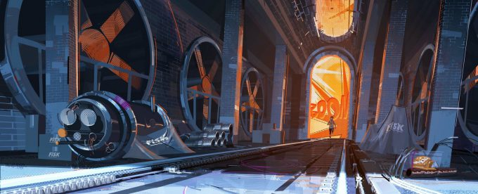 Spider Man Into The Spider Verse Concept Art patrick o keefe collider 00010