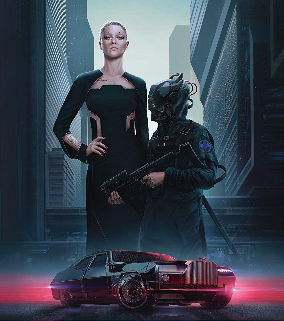 The World of Cyberpunk 2077 Art Book 01
