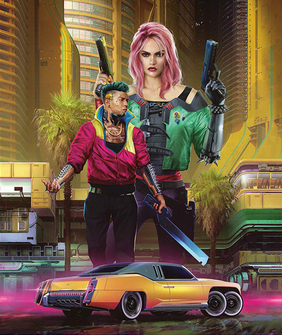 The World of Cyberpunk 2077 Art Book 02