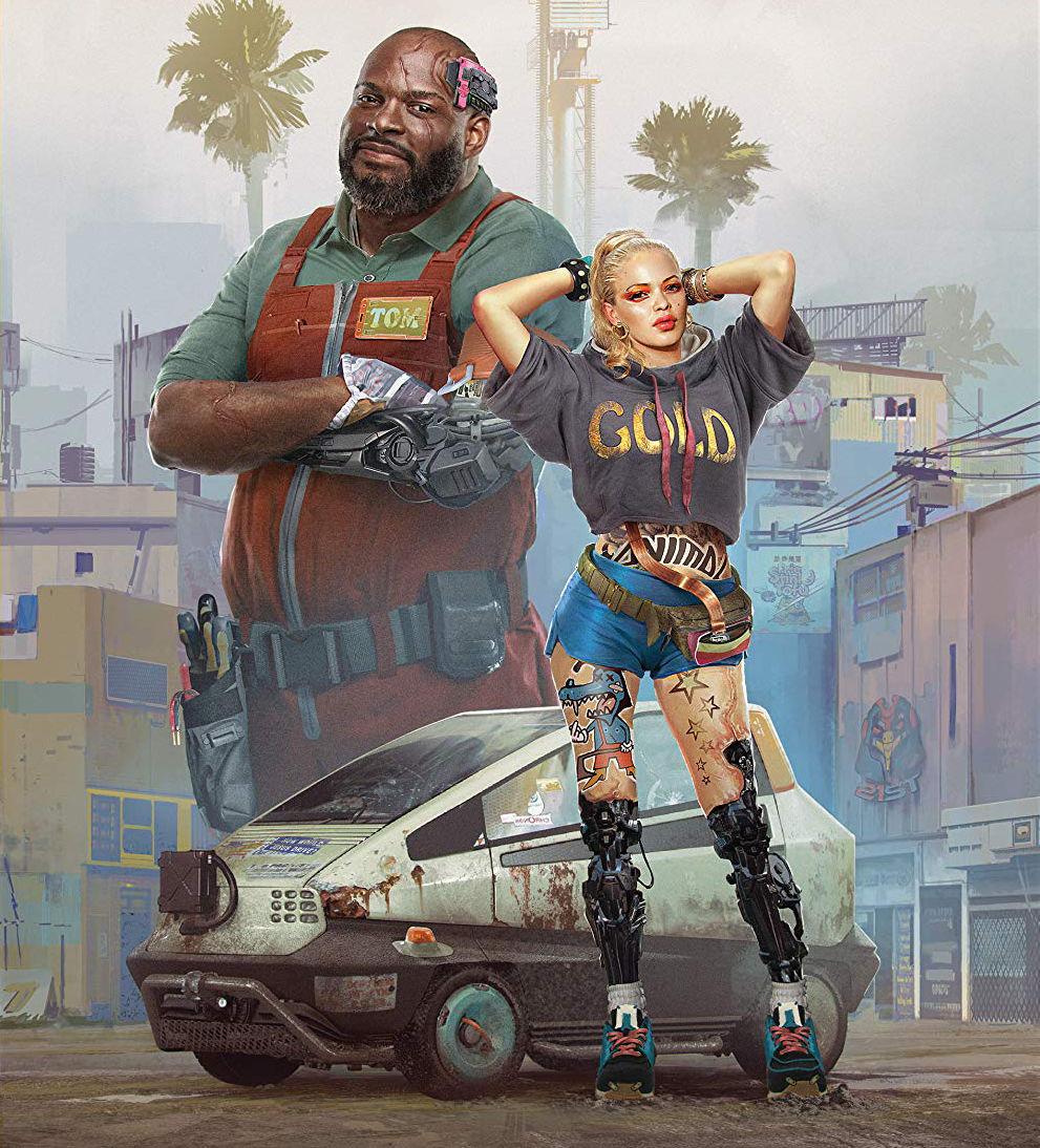 The World of Cyberpunk 2077 Art Book 03