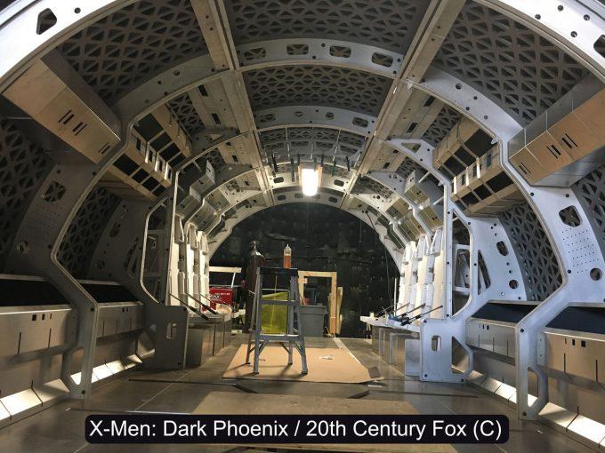 X Men Dark Phoenix Concept Art S Larroude X Jet int Pic