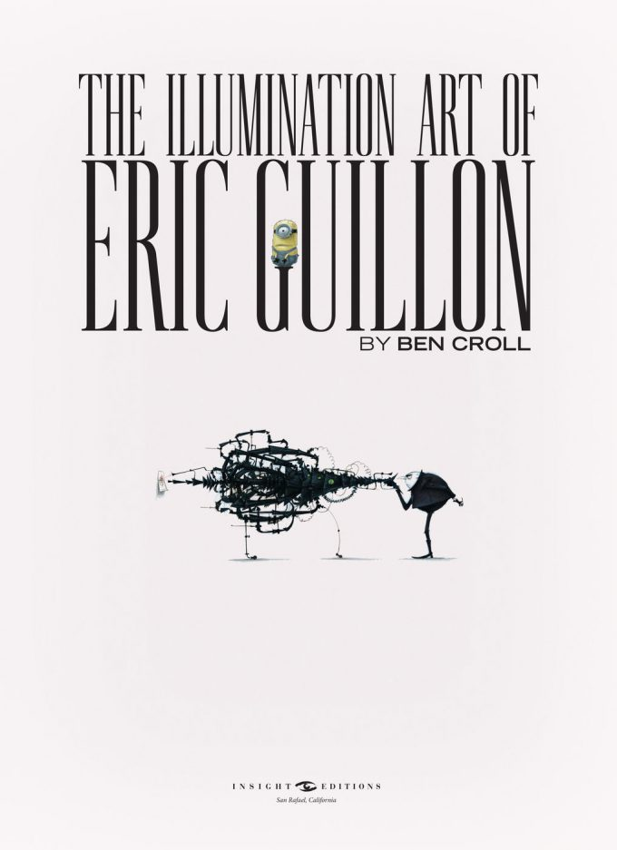 The Art of Eric Guillon Insight Editions 06