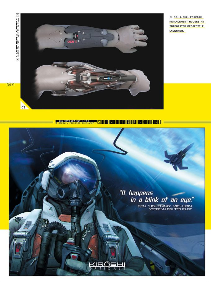 The World of Cyberpunk 2077 Concept Art 04