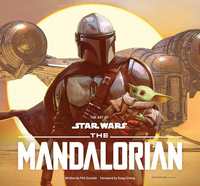 Art of Star Wars The Mandalorian Season One 01
