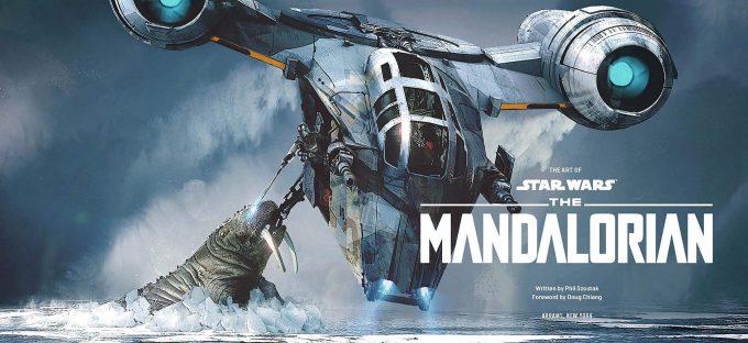Art of Star Wars The Mandalorian Season One 02