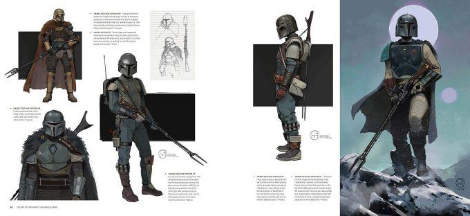 Art of Star Wars The Mandalorian Season One 03