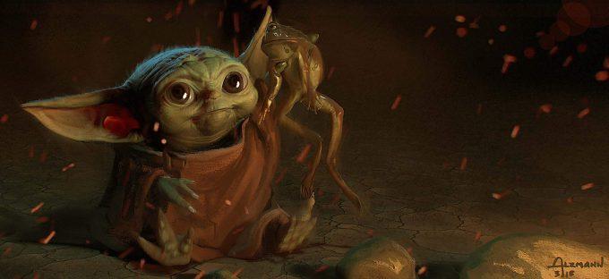 Art of Star Wars The Mandalorian Season One 05