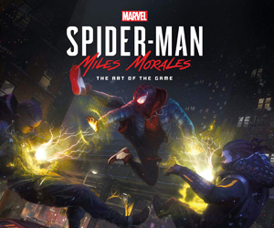 Marvels Spider Man Miles Morales The Art of the Game 300x250 01
