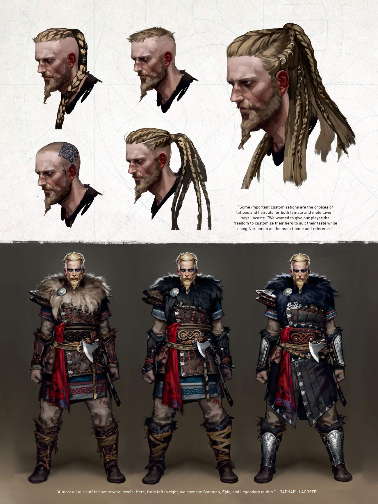 The Art of Assassins Creed Valhalla 02