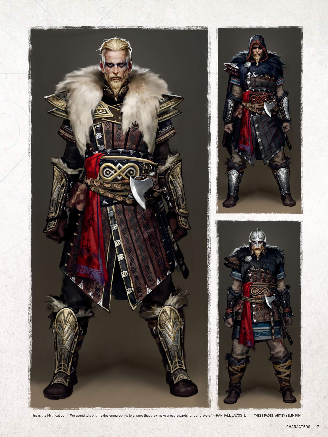 The Art of Assassins Creed Valhalla 03