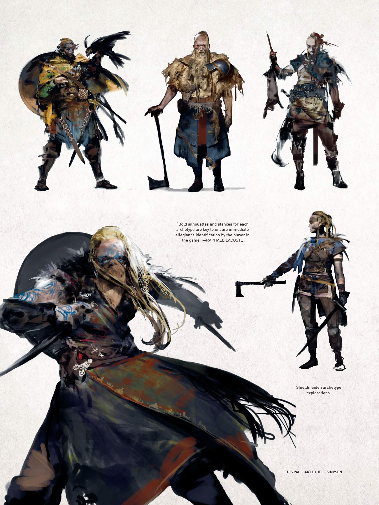 The Art of Assassins Creed Valhalla 05